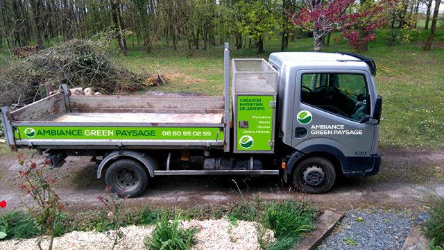 Jardinier paysagiste en loire atlantique ambiance green for Entreprise jardinier paysagiste